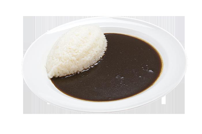 オリジナル黒カレー